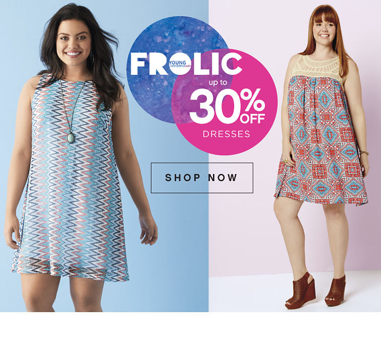 Frolic young contemporary | Up to 30% off dresses | shop now