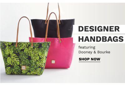 Designer Handbags featuring Dooney & Bourke - Shop Now