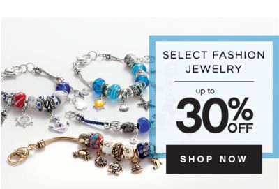 SELECT FASHION JEWELRY | up to 30% OFF SHOP NOW
