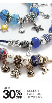 Up to 30% OFF SELECT FASHION JEWELRY