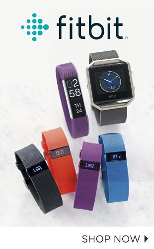 Fitbit® | Shop Now