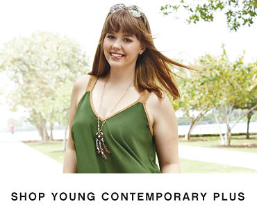 Shop Young Contemporary Plus