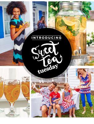 Introducing Sweet Tea Tuesday