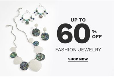 Up to 60% off Fashion Jewelry - Shop Now