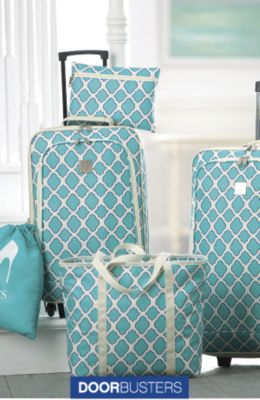 DOORBUSTERS | 49.99 5-PC LUGGAGE SETS
