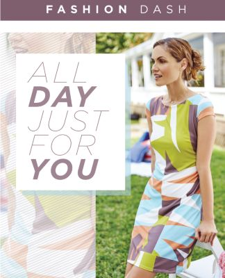 FASHION DASH | ALL DAY JUST FOR YOU