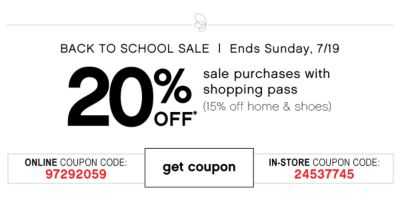 20% off BTS