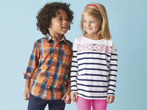 Best In Class Sale | Up to 40% off Back-to-School Styles - Shop Kids