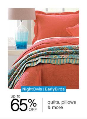 quilts pillows