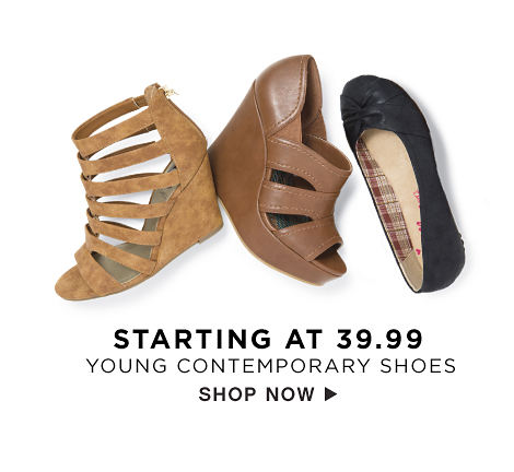 Starting at 39.99 Young Contemporary Shoes - Shop Now