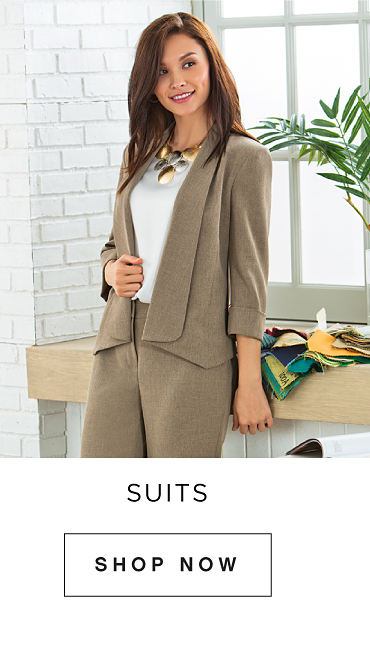 Suits - Shop Now