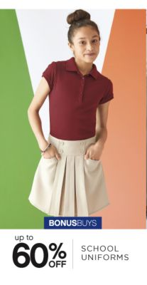 BONUSBUYS | up to 60% OFF SCHOOL UNIFORMS