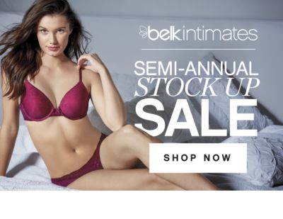 belkintimates | SEMI-ANNUAL STOCK UP SALE | SHOP NOW