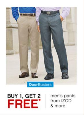 B1G2 free pants