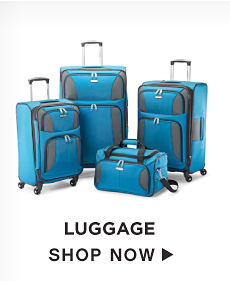 Up to 50% off + Up to 20% off* With Coupon - Luggage - Shop Now