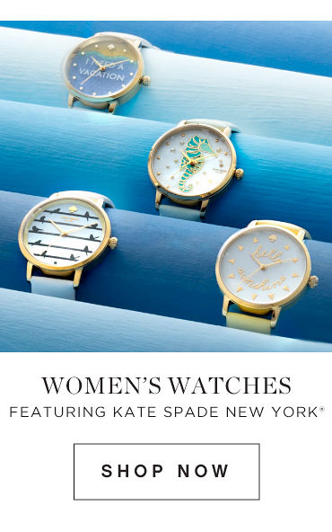 Women's Watches Featuring Kate Spade New York® | Shop Now