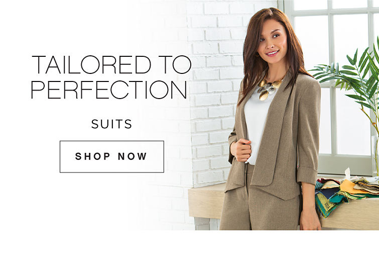 Tailored to Perfection - Suit - Shop Now