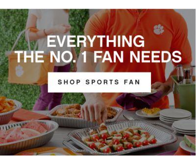 EVERYTHING THE NO. 1 FAN NEEDS | SHOP SPORTS FAN