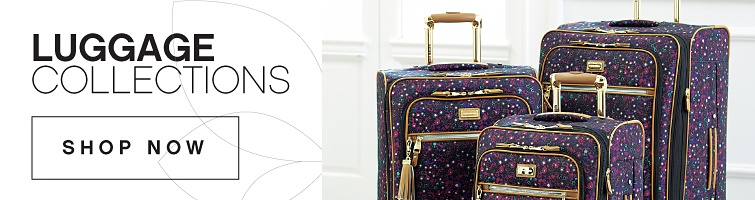 Luggage Collection | shop now