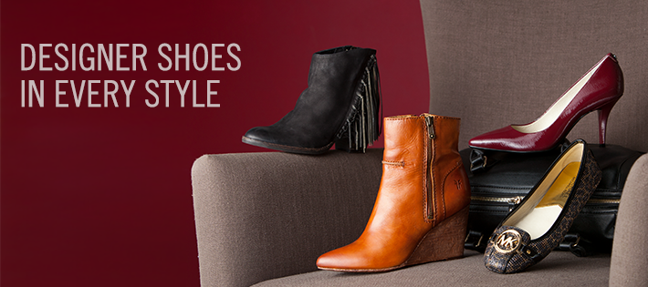 Designer shoes in every style | shop now