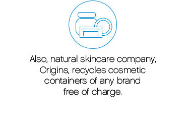 Brand Partnerships Origins cosmetics