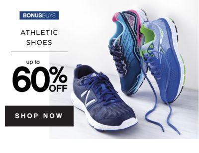 BONUUSBUYS | ATHLETIC SHOES | up to 60% OFF SHOP NOW