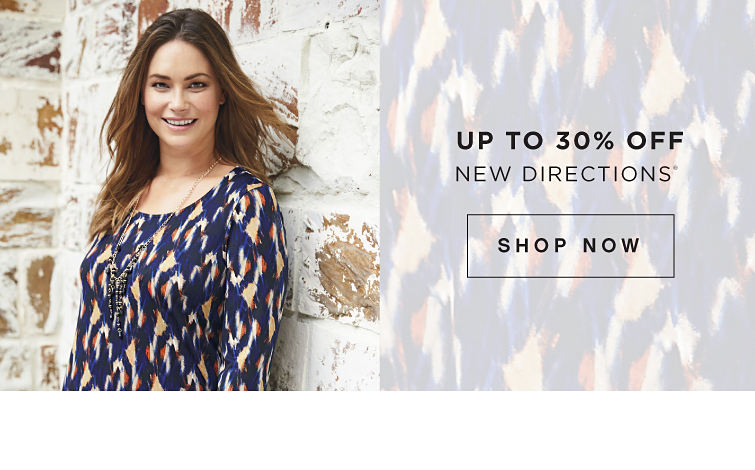 Up to 30% Off New Directions - Shop Now