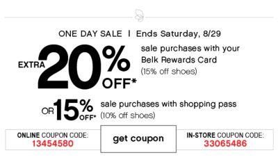 ODS coupon