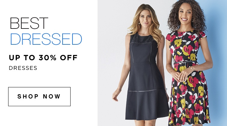 Best Dressed - Up to 30% Off Dresses Shop Now