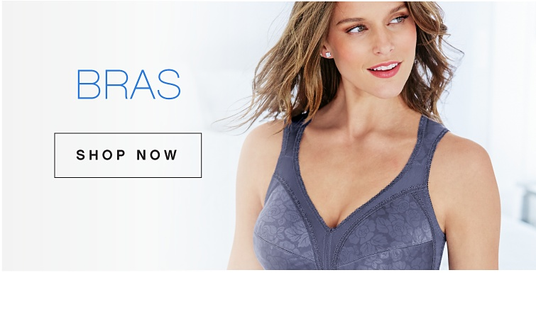 Buy 1, Get 1 at 50% off* Bras - Shop Now