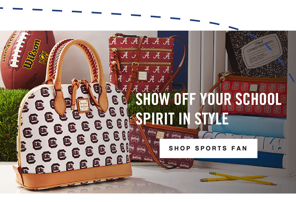 Show Off Your School Spirit In Style | Shop Sports Fan