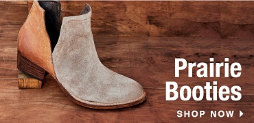 Prairie Booties - Shop Now