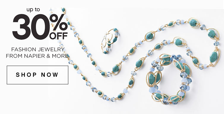 up to 30% Off Fashion Jewelry From Napier & More Shop Now
