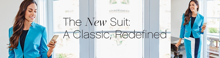 The New Suit: A Classic, Redefined