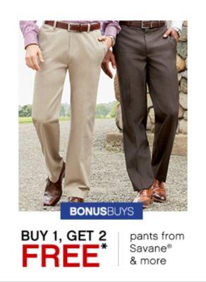 bb B1G2 free pants
