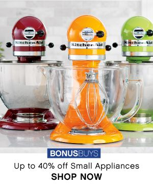 BB small appliances