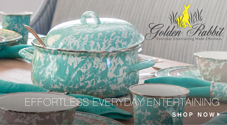 Golden Rabbit | Effortless Everyday Entertaining | shop now