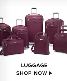 Luggage - Shop Now