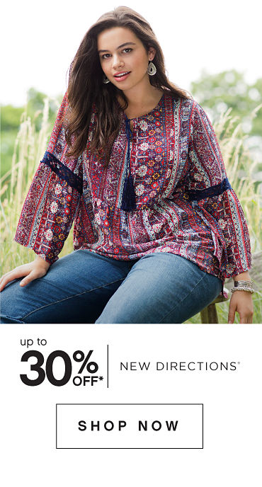 up to 30% off* New Directions® - SHOP NOW