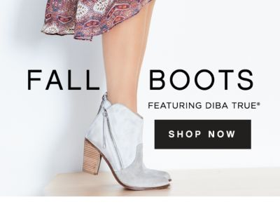 Fall Boots featuring Diba True® | SHOP NOW