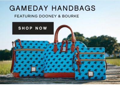 GAMEDAY HANDBAGS FEATURING DOONEY & BOURKE | SHOP NOW