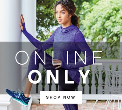 ONLINE ONLY | SHOP NOW