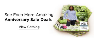 See Even More Amazing Anniversary Sale Deals. View Catalog.