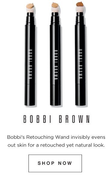 Bobbi Brown - Bobbi's Retouching Wand invisibly evens out skin for a retouched yet natural look. Shop now.
