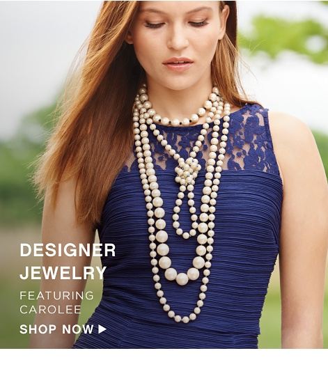 Designer Jewelry featuring Carolee - Shop Now