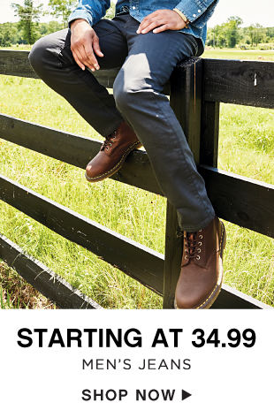 Starting at 34.99 Men's Jeans - Shop Now