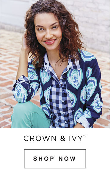 Crown & Ivy™ - SHOP NOW