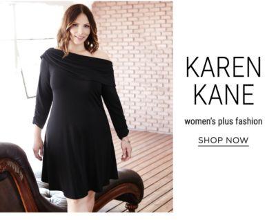 karen kane womens plus fashion