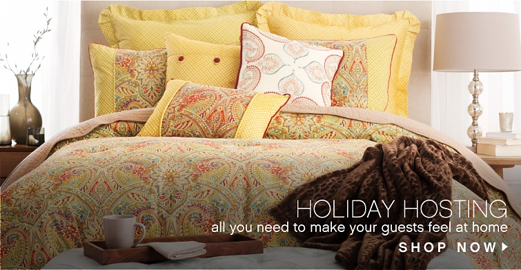 Holiday Hosting | shop now
