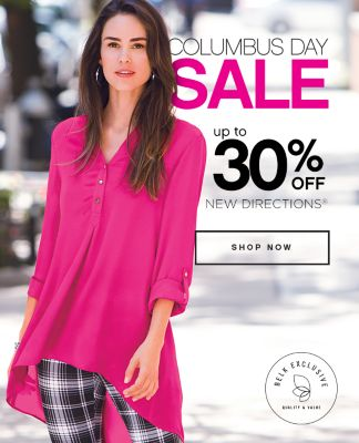 30% Off New Directions